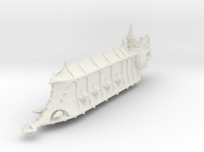 Crucero Antiguo clase Carnicero 3d printed
