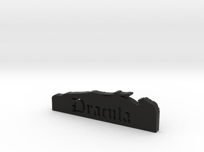 Dracula 3d printed