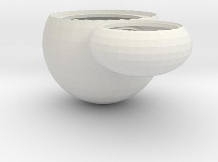 SpeakerPOD 3d printed