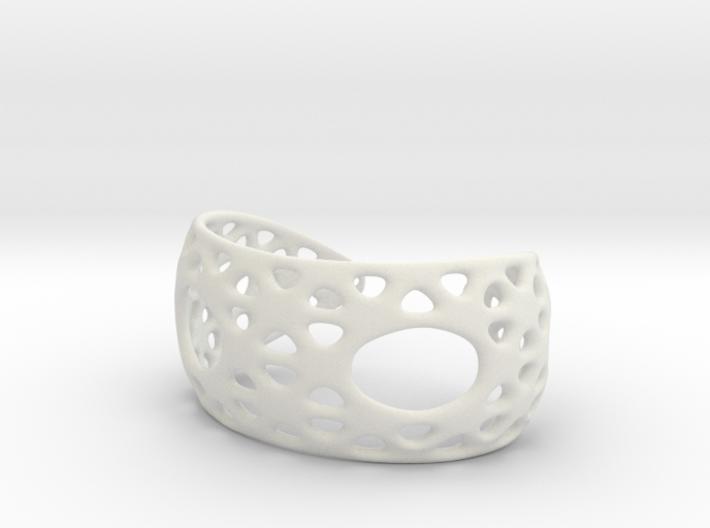 Snub Bracelet 3d printed
