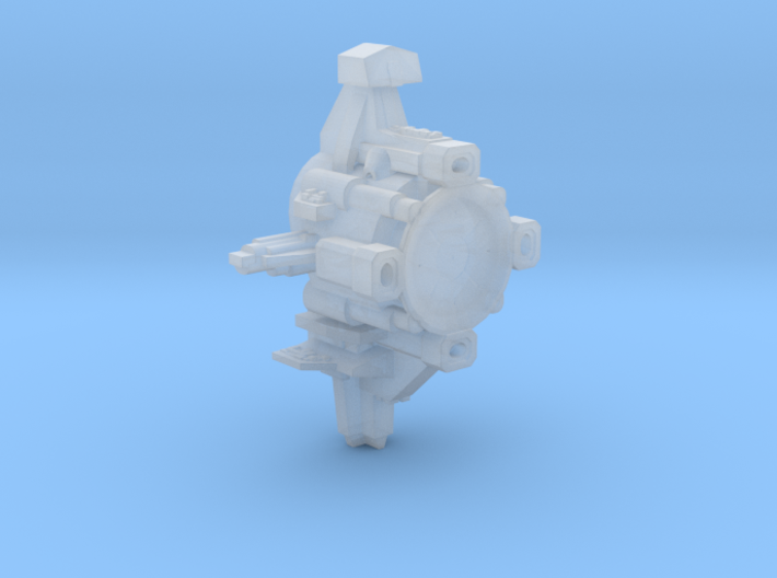 Tarkin superweapon /Tarkin project 3d printed