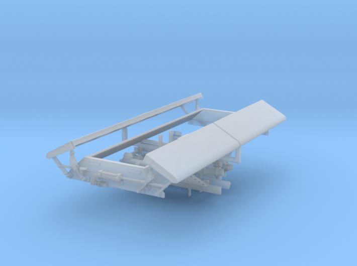 PAA44 BIS Sand Hopper top conversion (Doors open) 3d printed