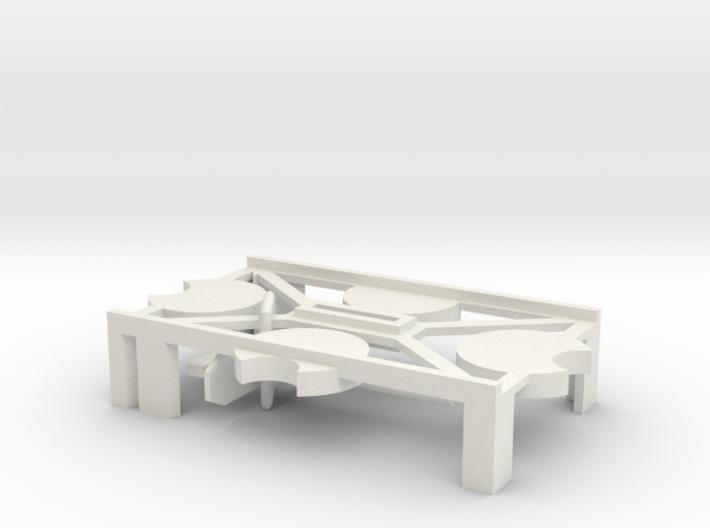 (Armada) 1x Small Stand + Peg 3d printed