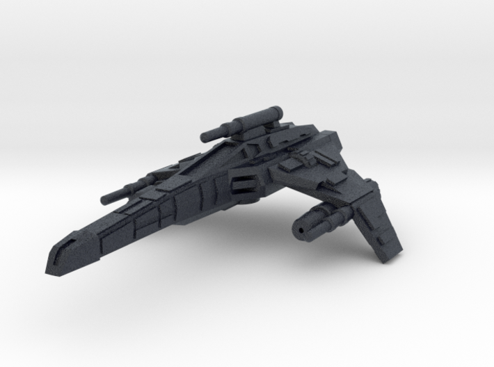 E-Wing (variant) 1/270 3d printed