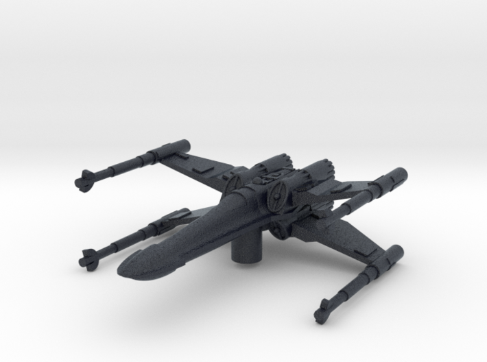 StealthX (1/270) 3d printed