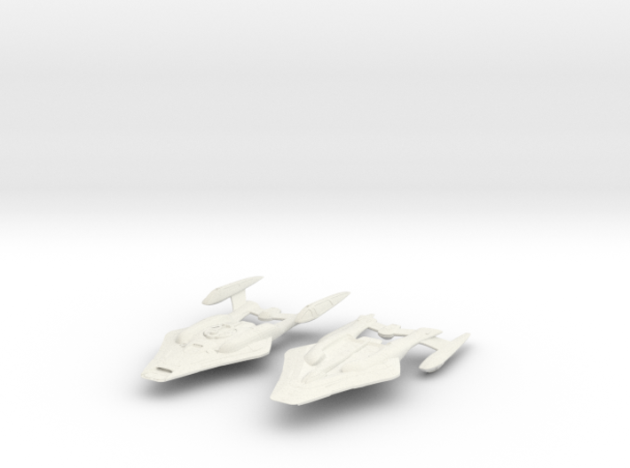 Two Starrunner Class A  LtCruiser 3d printed