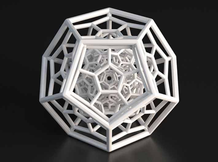 Large 120-Cell 3d printed