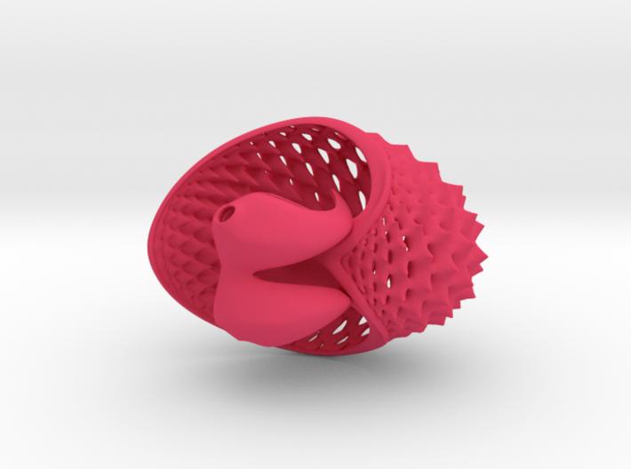 Mini Tuskshell 3d printed