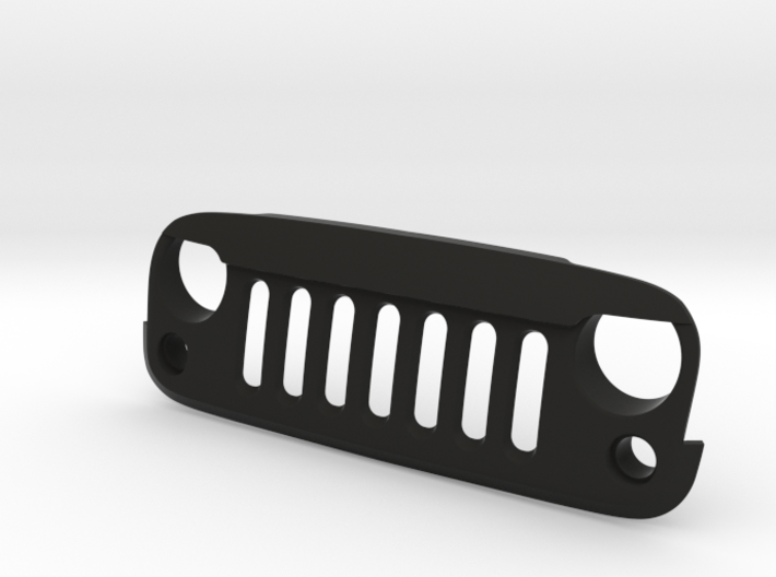 AW20003 Wraith 1.9 ANGRY Grill 3d printed