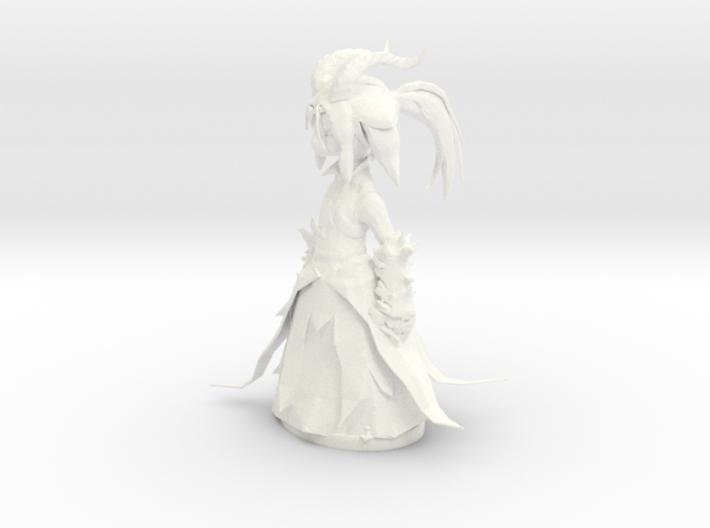 Slooty Asura 3d printed