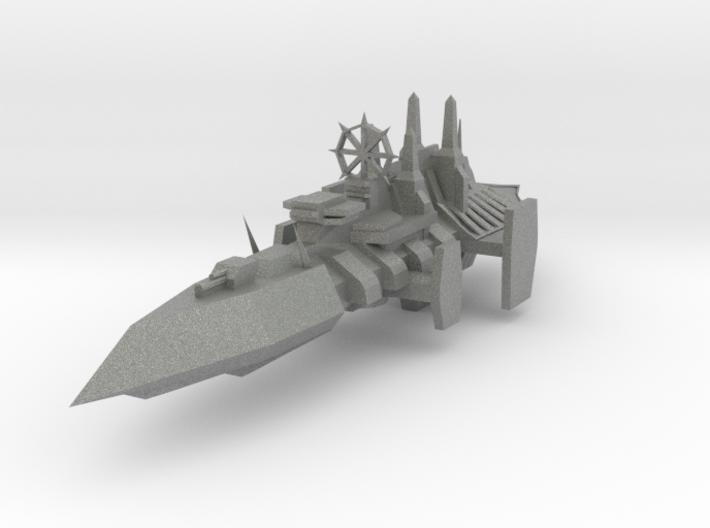 Chaos Renegade Escort Ship - 3 3d printed
