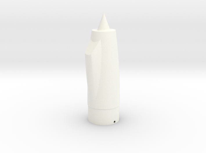 Wolverine Nose Cone Upscale BT60 3d printed