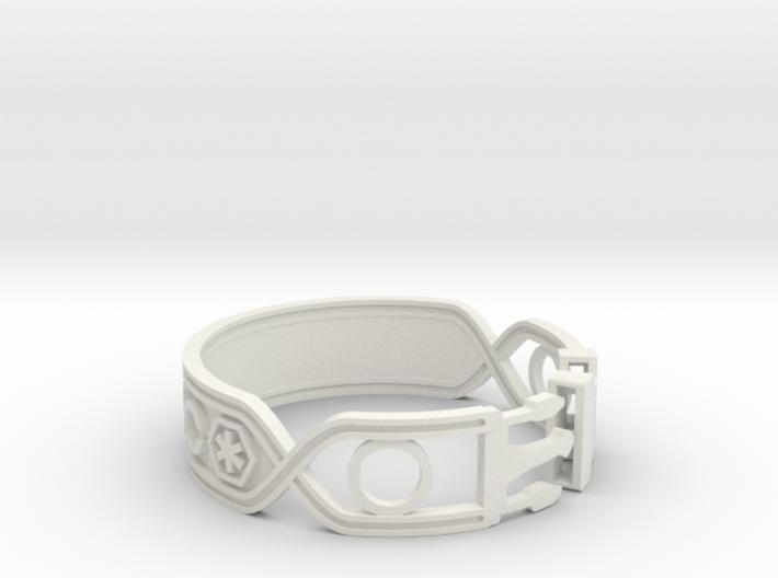 Diabetic Bracelet 3d printed