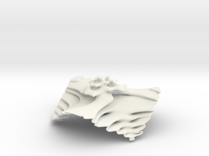 Implicit Surface A 3d printed