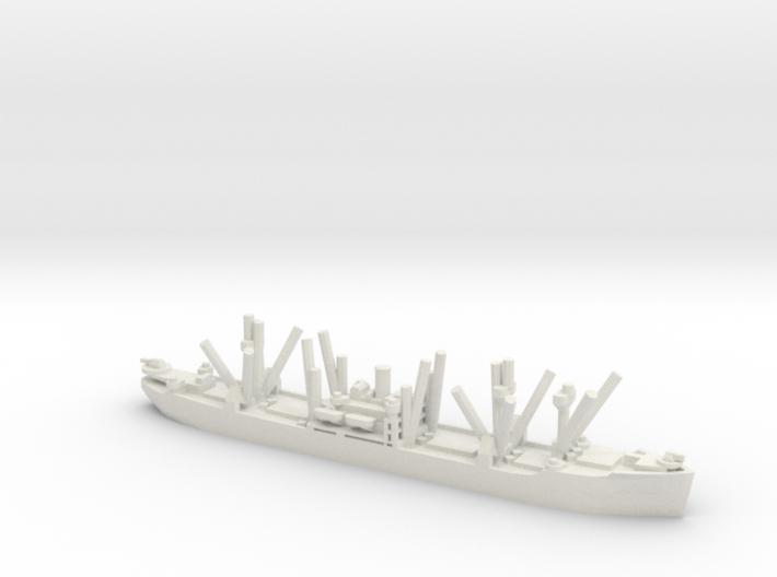 US Victory Ship 3d printed