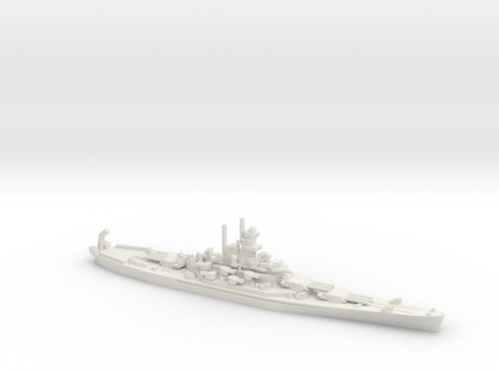 USS Massachusetts (BB-59) 3d printed