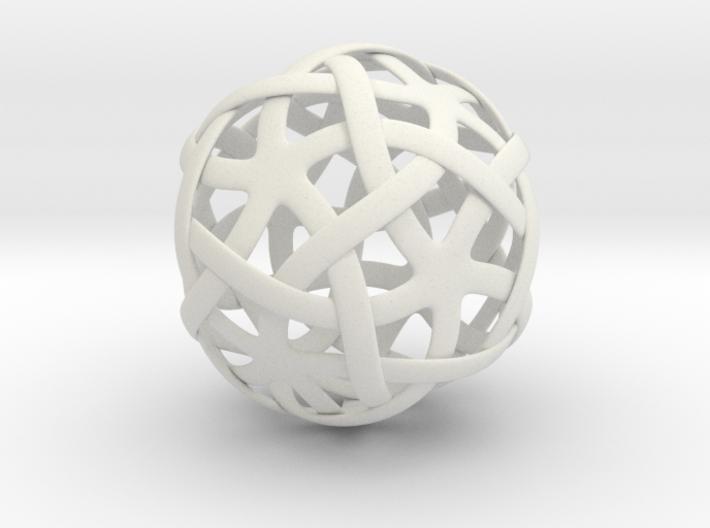 Star Weave 3d printed