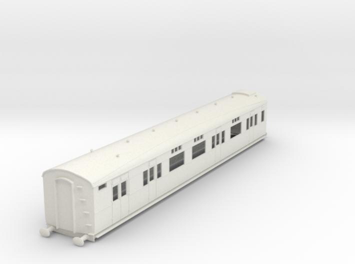 o-32-sr-d2654-gen-saloon-brake-coach 3d printed