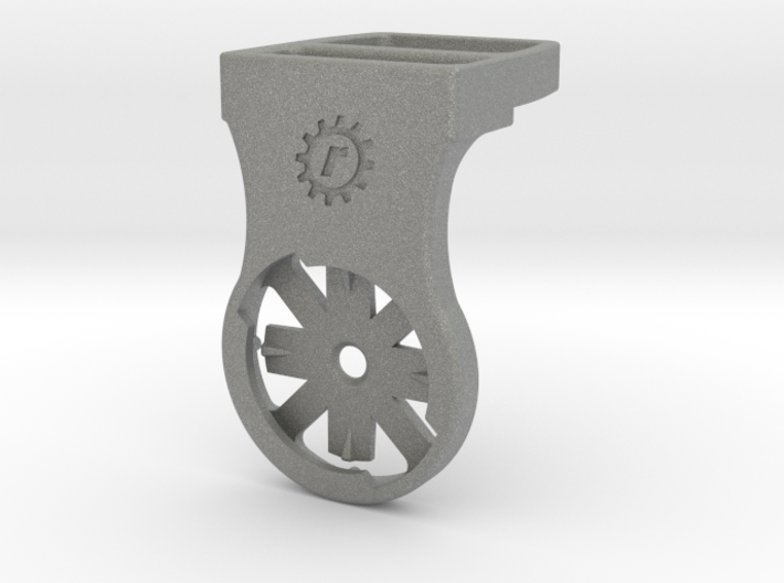 Fizik ICS / Garmin Varia Adapter (long) 3d printed