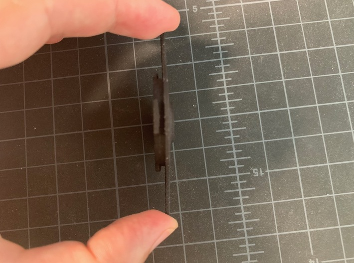 Quad Lock-PopSocket Swappable Adapter 3d printed