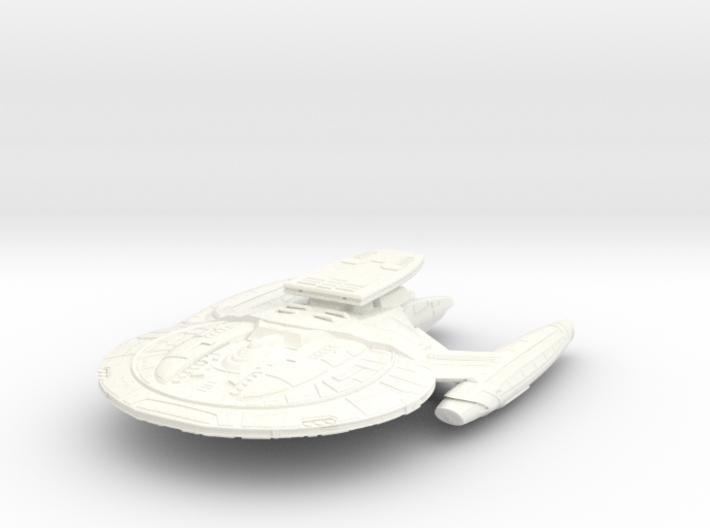 Saberwind Class HvyDestroyer 3d printed