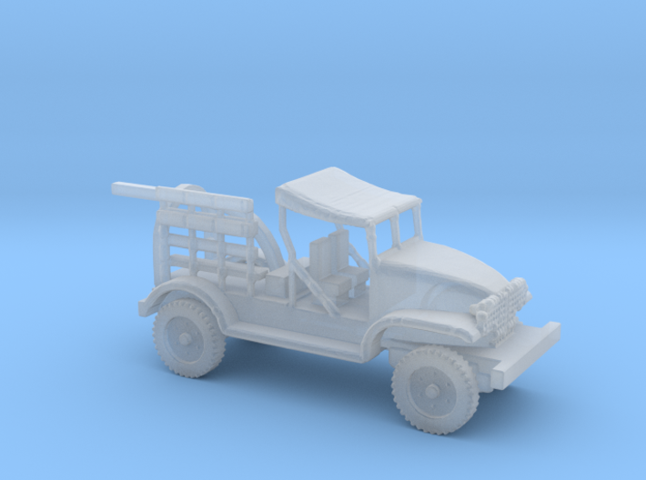 1/110 Scale Chevy M6 Bomb Servicing Truck 2 3d printed