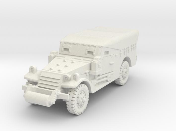 M3A1 Scoutcar late (closed) 1/87 3d printed