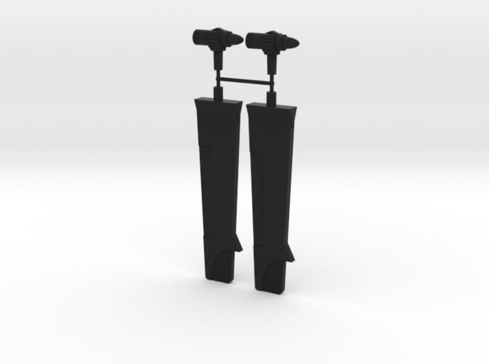 Sky Roader Blades and Jets 3d printed