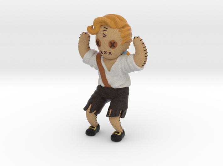 Voodoo Doll 3d printed