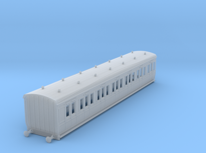 o-148fs-gcr-london-sub-brake-composite-coach 3d printed