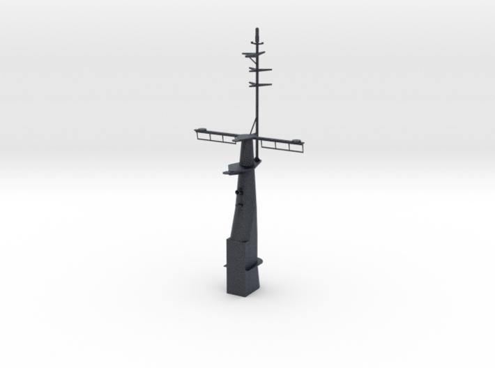1/72 Secretary Class (Hamilton) - Front Mast 3d printed