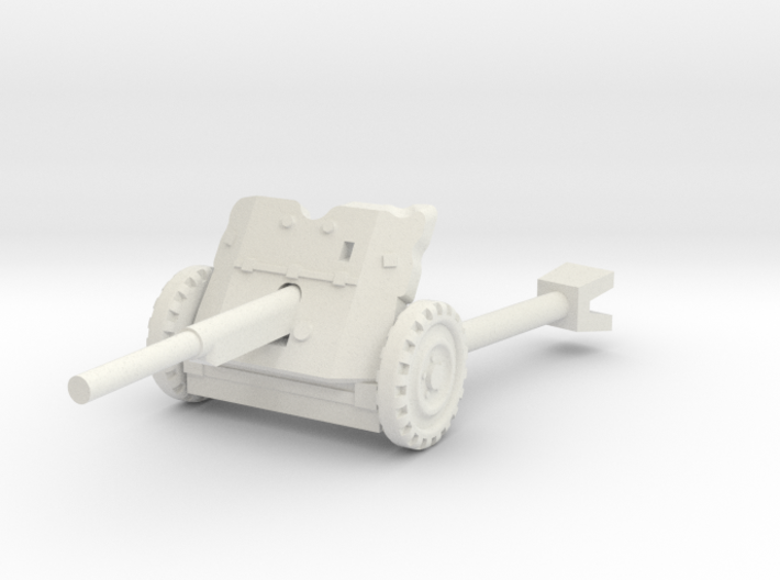 45mm AT M1937 1:87 3d printed
