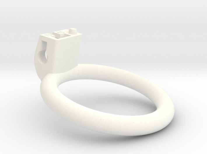 Cherry Keeper Ring - 46mm Flat +13° 3d printed