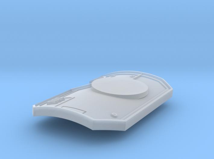 Vehicle Insignia-Ready: Marine Boarding Shields 3d printed