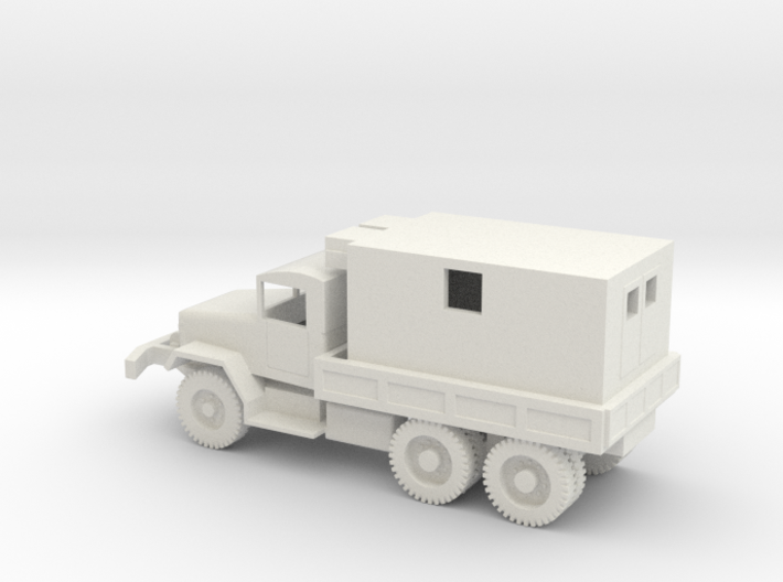 1/72 Scale M35 with shelter 3d printed