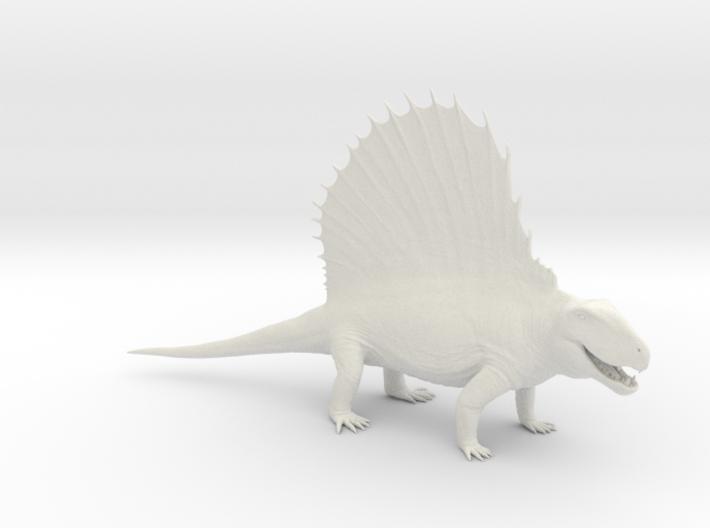 Dimetrodon 1/25 Scale Model 3d printed
