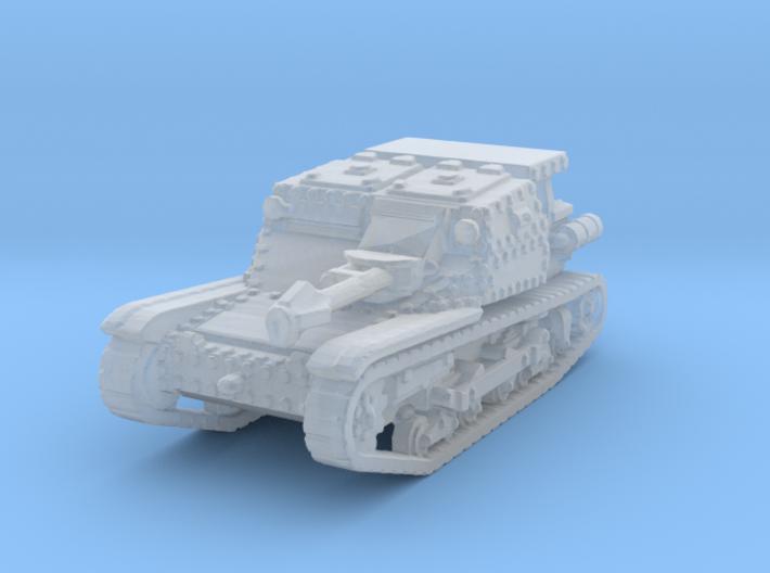 CV 35 flamethrower aviotrasportato 1/285 3d printed