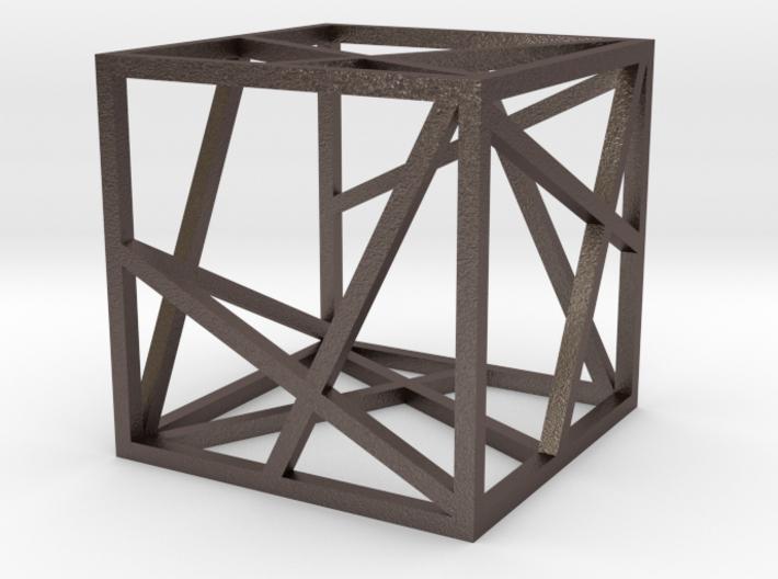 """""""Cubelistic"""" 3d printed"""