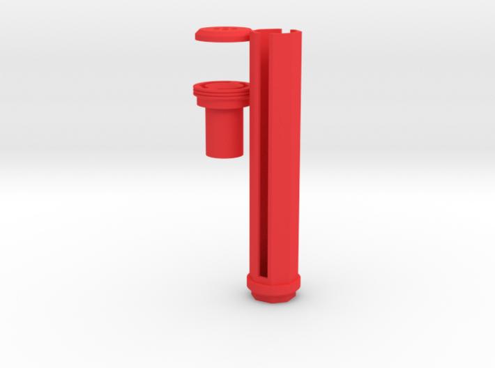 5-Rounds SpeedLoader for Nerf Kronos 3d printed