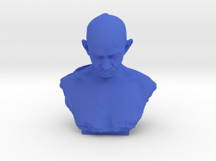 Gandhi by Karmankar 3d printed