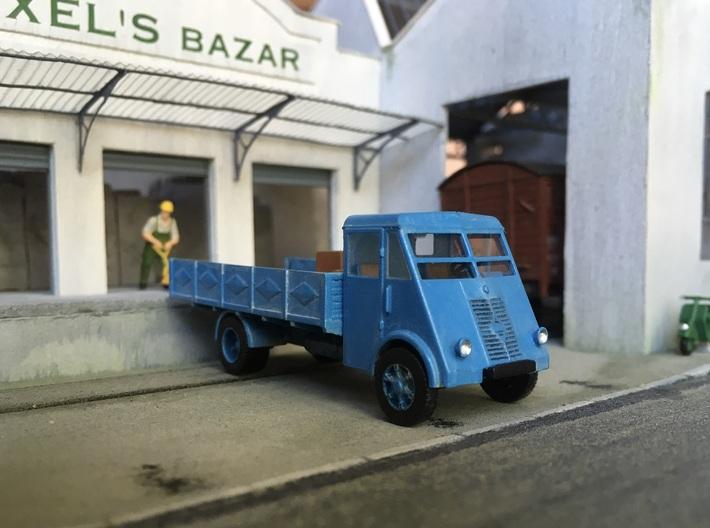 Renault AHN (ridelles) - Ho 3d printed