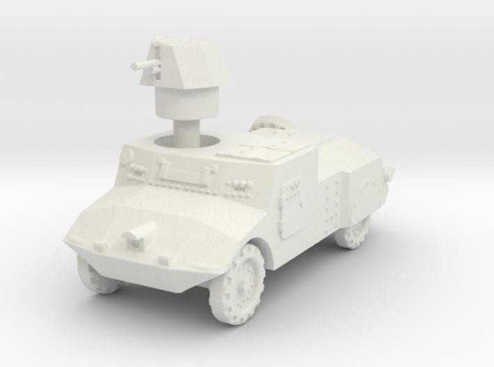 Morris Commercial Ligh Recon Car 1:87 3d printed