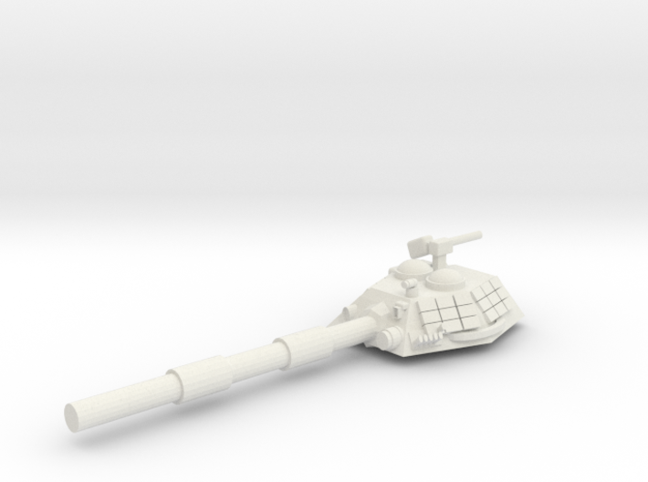 Turret1 3d printed
