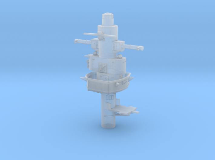 1/600 DKM Lützow Main Mast 3d printed