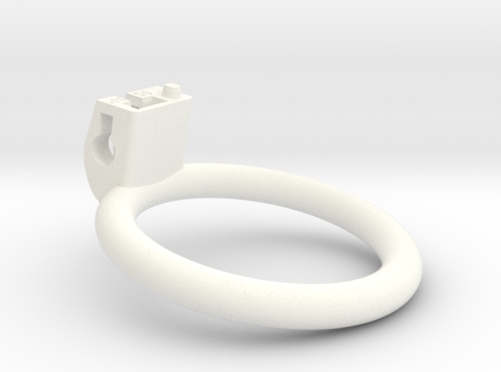 Cherry Keeper Ring - 50mm Flat +11° 3d printed