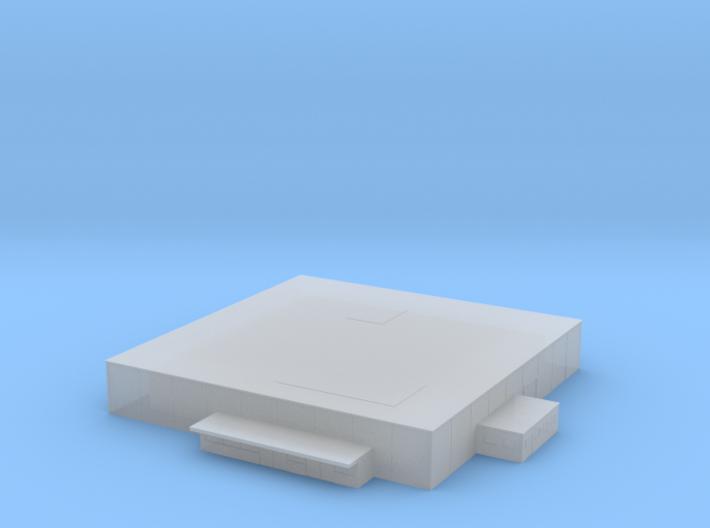 1:700 Scale DIY Store 3d printed
