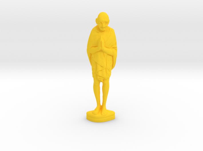 Ivory Gandhi v3 3d printed