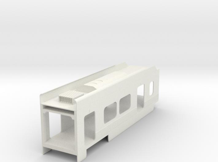 P2550 Coach 3d printed