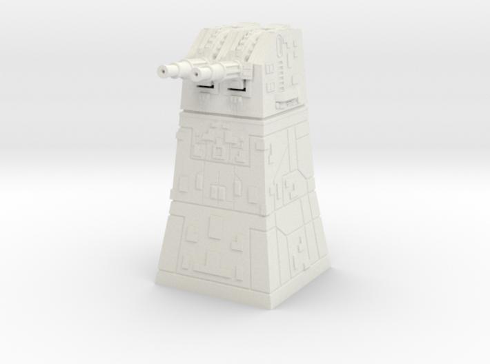 Turbolaser Turret Revised 1 270 3d printed