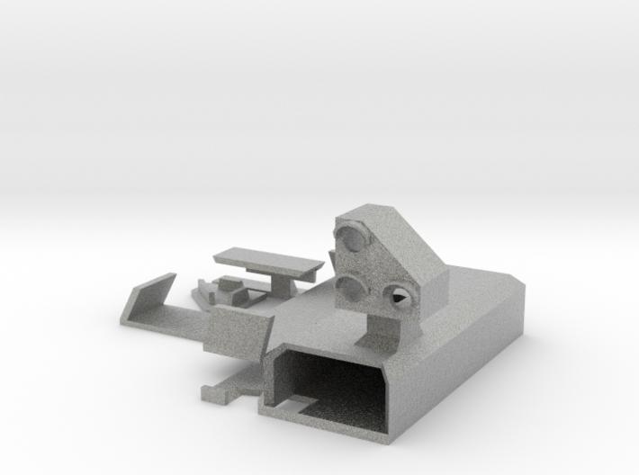 SBB-Zwergsignal für Märklin M-Gleis im Eigenbau 3d printed